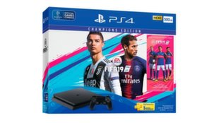 SONY Playstation 4 Slim 500GB FIFA 19 Bundle UK Spec