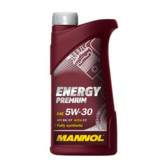 Mannol Energy Premium 5W-30 Fully Synthetic, 1L cena un informācija | Mannol Energy Premium 5W-30 Fully Synthetic, 1L | 220.lv