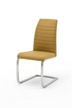 Набор из 2 стульев Flores A-3, желтый