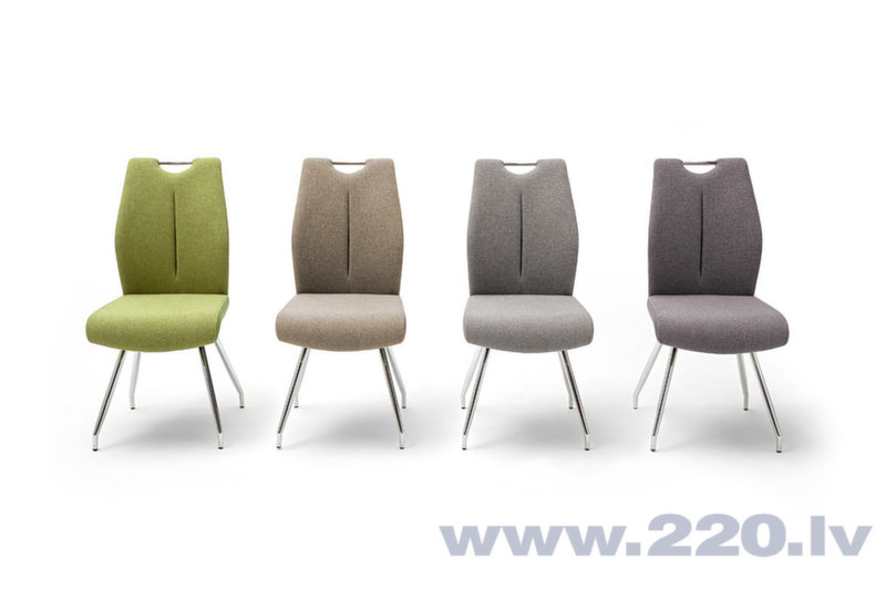 Комплект из 2 стульев Silvica B-1, зеленый