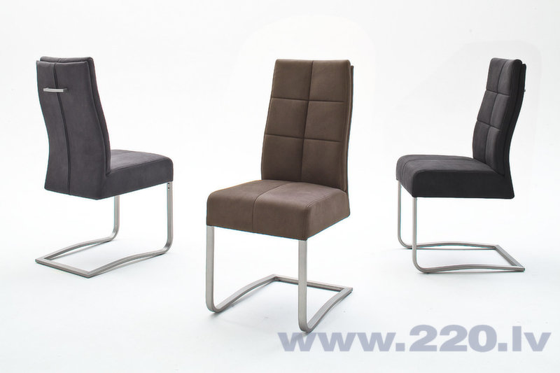 Комплект из 2 стульев Salva 2, серый