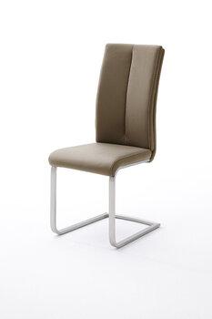 Комплект 4 стула Пауло 2, светло-коричневый