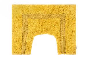 Vannas istabas paklājs Lotus Aruba 50x40 cm , dzeltens