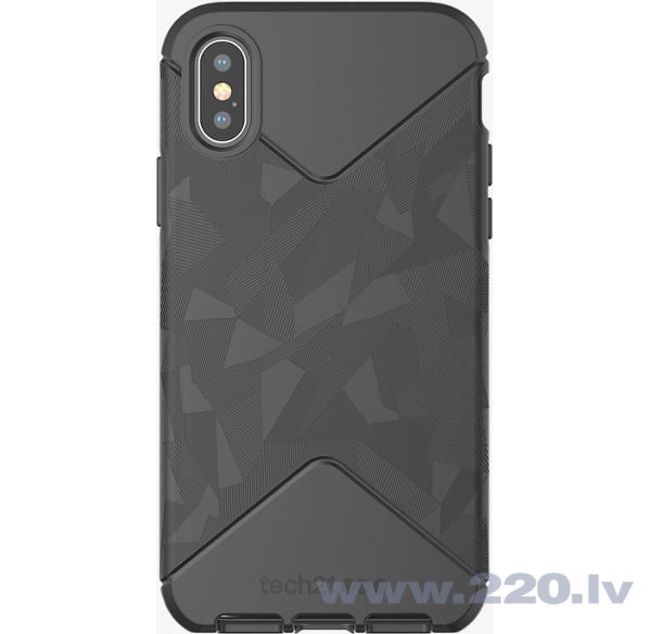 Tech21 Evo Tactical for iPhone X Black cena
