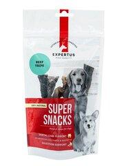 Expertus gardums buļļu plaušas Snacks, 100 g cena un informācija | Gardumi suņiem | 220.lv