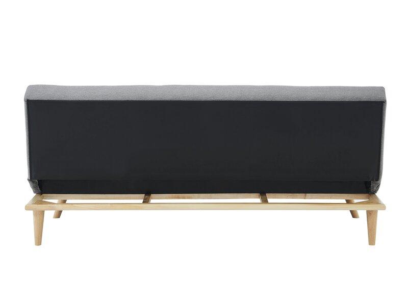 Dīvāns NORE Orneta 3S, pelēks