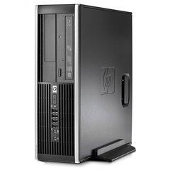 HP 8200 Elite SFF i5-2400 16GB 480SSD DVD WIN10Pro