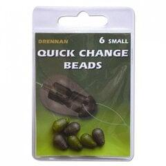 Savienotājs Drennan Quick Change Beads cena un informācija | Makšķerēšanas āķi | 220.lv
