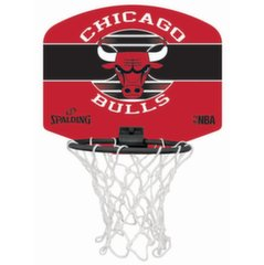 Mini basketbola grozs Spalding NBA Chicago Bulls 77-649Z
