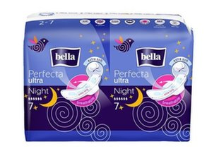 Гигиенические прокладки BELLA Perfecta Ultra Night Soft, 14 шт.
