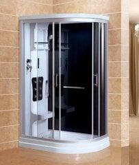 Masāžas dušas kabīne Vento Sicilia, kreisās puses