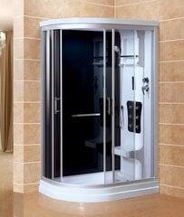 Masāžas dušas kabīne Vento Sicilia, labās puses