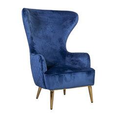 Krēsls Indigo, zils