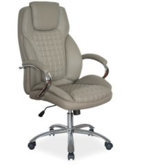 Офисный стул Signal Meble Q-151, серый