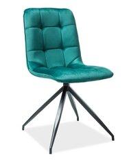 2 krēslu komplekts Texo, zaļš