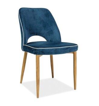 4 krēslu komplekts Verdi, zils