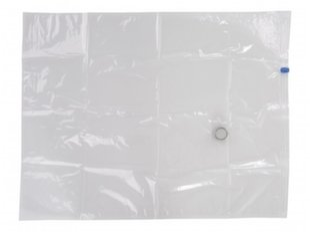 Vakuuma maiss apģērbam 90x70 cm, 2 gab. цена и информация | Мешки для одежды, вешалки | 220.lv