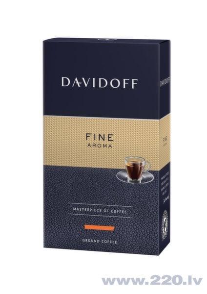 Davidoff Fine Aroma malta kafija, 250 gr
