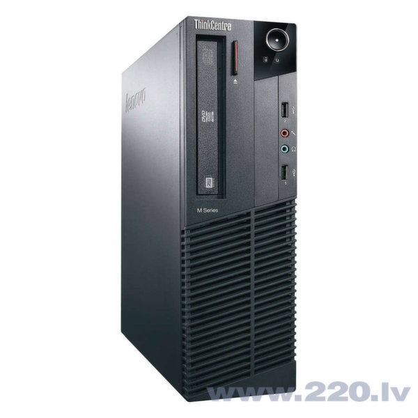 Lenovo ThinkCentre M72e SFF G2020 8GB 240SSD DVD WIN7Pro