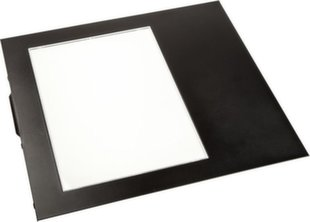 BitFenix Side Panel with window for Comrade - Black (BFC-COM100-KKWA-RP)
