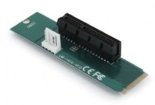 Gembird PCI-Express to M.2 adapter add-on card (RC-M.2-01)