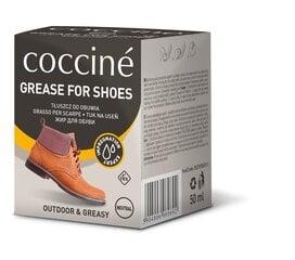 Coccine apavu tauki (impregnantas), neitrālā krāsā, 50 ml cena un informācija | Līdzekļi apģērbu un apavu kopšanai | 220.lv