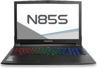 Hyperbook N85S i7-8750H/8GB/1000 GTX1060 8 GB RAM/ 120 GB M.2 PCIe/ 512 GB SSD/ Windows 10 Pro PL