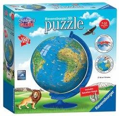 3D puzle Ravensburger Globuss, 3384, 180 d.