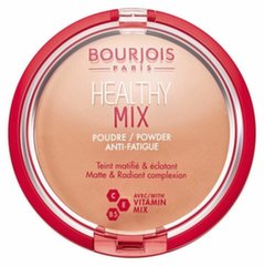 Kompaktais pūderis Bourjois Healthy Mix 11 g, 02 Beige