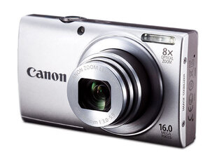 Canon PowerShot A4000 IS Silver EXPO (demonstratīvs)