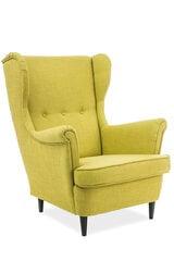 Krēsls Lord, gaiši dzeltens