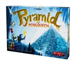 Galda spēle Pyramid of Pengqueen