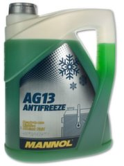 Antifrīzs Mannol AG13 (Hightec) -40°C, 5L