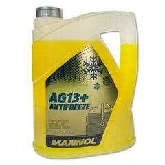 Antifrīzs Mannol AG13+ (Advanced) -40°C, 5L