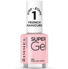 Nagu laka Rimmel London Super Gel 12 ml