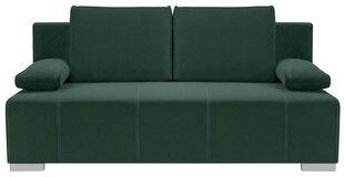 Dīvāns Street IV Lux 3DL, tumši zils cena un informācija | Dīvāni un krēsli | 220.lv
