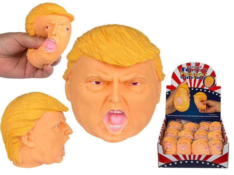 """Anti stresa bumbiņa """"Prezidents"""""""