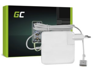 "Green Cell® AC Adapteris piemērots Apple Macbook Pro Retina 13"" A1425 Magsafe 2"