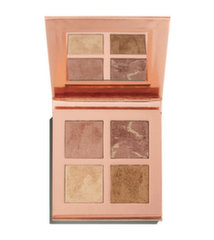 Vaigu sārtumu palete Makeup Revolution London Face Quad 14 g