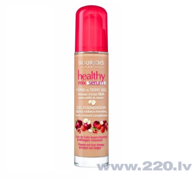 Krēmpūderis Bourjois Healthy Mix Serum 30 ml
