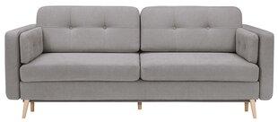Dīvāns Cornet III Lux, gaiši pelēks