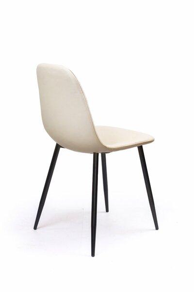 Комплект из 4-х стульев VK-02, кремовый