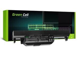 Green Cell Laptop Akumulators piemērots Asus R400 R500 R500V R500V R700 K55 K55A K55VD K55VJ K55VM