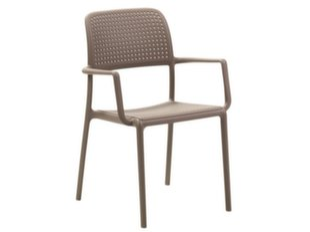 Krēsls Nardi Bora Tortora, brūns