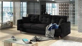 Dīvāns Asgard, melns