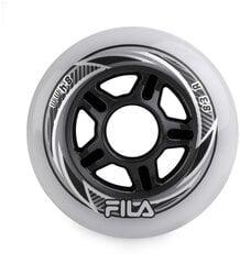 Riteņi skrituļslidām Fila Wheels, 84 mm, 8 gab.