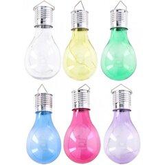 Lampa ar saules bateriju Grundig, 4 LED cena un informācija | Lampa ar saules bateriju Grundig, 4 LED | 220.lv