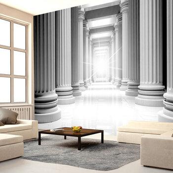 Foto tapete - Ancient parthenon