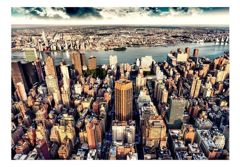 Foto tapete - Bird's Eye View of New York