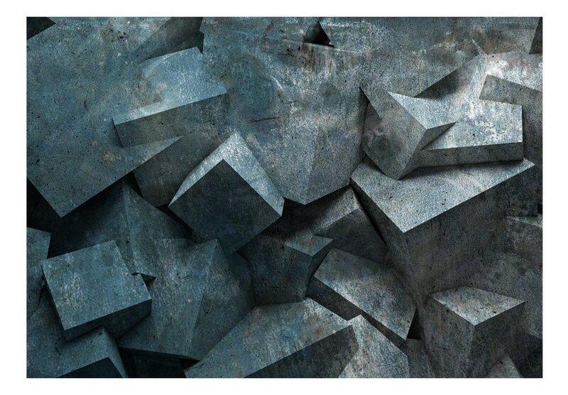 Foto tapete - Stone avalanche